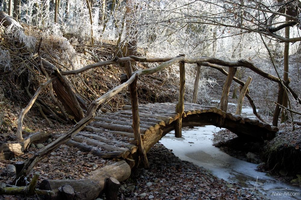 Brücke Schackypark