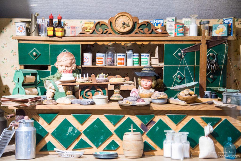 Kaufladen Puppenstuben